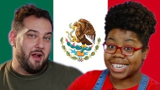 Americans Try Mexican Cakes