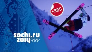Olympics: 90 Seconds of Awesome Air | #Sochi365