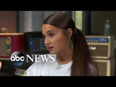 'It's just like a feeling': Ariana Grande on how she knew Pete Davidson was the one