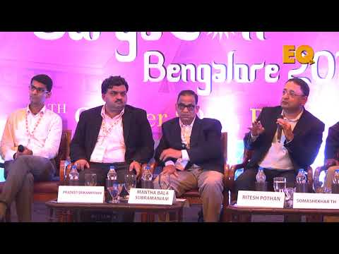 Part 2/2 - Manufacturing & Technology Session at EQ Suryacon Bangalore, ITC Windsor 2017