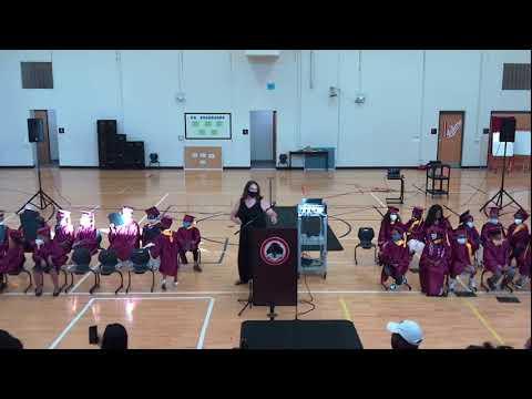 Kindergarten Promotion Ceremony (Tindley Genesis Academy)