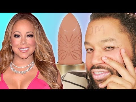 Fans Try Mariah Carey's Makeup Line