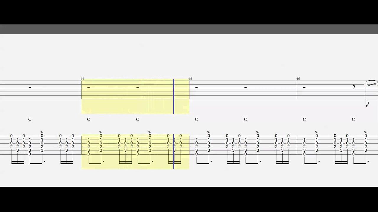 Exelent For You I Will Guitar Chords Motif Beginner Guitar Piano