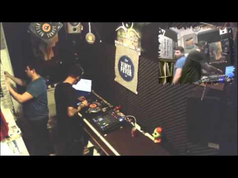 G4BR1 - Fullaudio Live Showcast @ Studio LBM12 , Amsterdam (NL) // 27.11.2k15