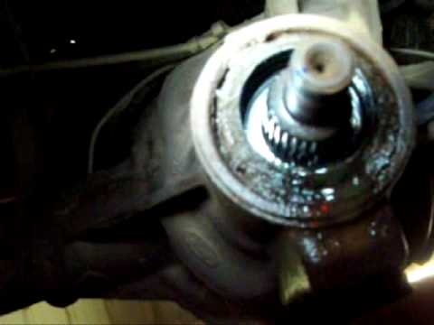 Ford Ranger pinion seal replacement  YouTube