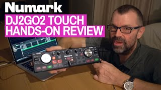 Numark DJ2GO2 Touch - Great little Serato DJ controller for Serato! HANDS-ON REVIEW