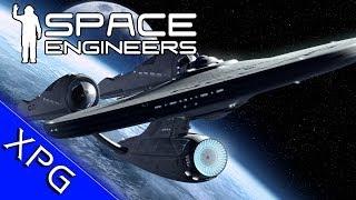 Space Engineers - NCC - 1701Enterprise (Community Build)