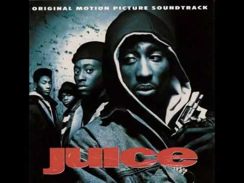 2Pac Eric B ft Rakim - Juice Soundtrack