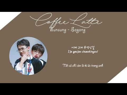 [Vietsub+Kara] Lee Eunsung, Jung Sagang - Coffee Latte (Urban Zakapa) Cover