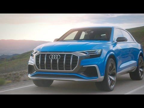 Audi Q8 concept - Official Video