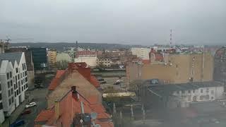 Stary Rynek z perspektywy ulicy Żydowskiej 🎩🎩🎩 Kominiarz Poznań