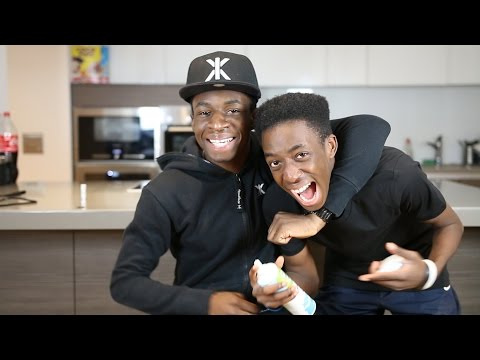 BROTHER CHALLENGE with Manny!