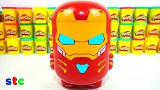Canchipop sorpresa de iron-man de los avengers infinity war canchip...