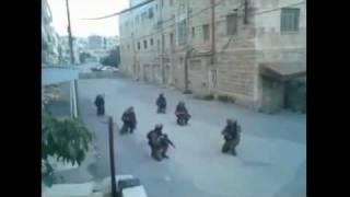 Israeli soldiers dancing!