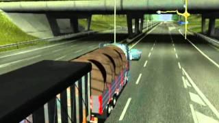 Euro Truck Simulator Scania With BDF Part 1/2