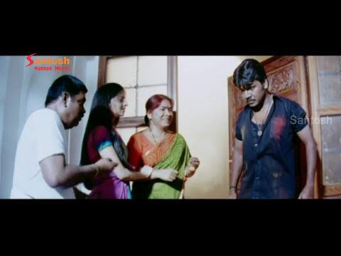 'Muni' Horror Movie Scenes || Kovai Sarala Confusion About Lawrence Raghava | SAV Horror Movies
