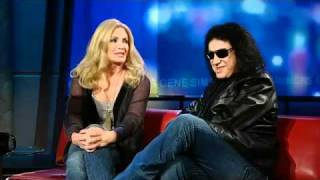 "Video Gene Simmons and Shannon Tweed comment on their ""open"" relationship. download MP3, 3GP, MP4, WEBM, AVI, FLV Juni 2018"