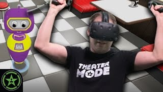 VR the Champions - Diner Duo