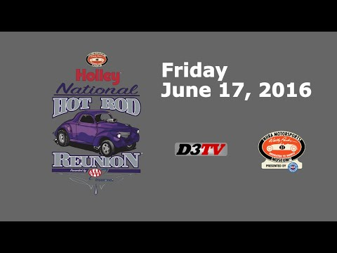 Holley National Hot Rod Reunion presented by AAA Insurance - Friday