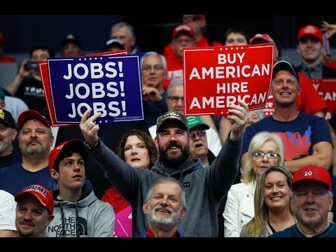 Watch: The effects of Trump's tariffs on US jobs