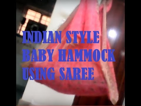 diy baby hammock indian style thottil  for new mothers watch till the end  tamil  mentary  v3 diy baby hammock indian style thottil  for new mothers watch till      rh   youtube
