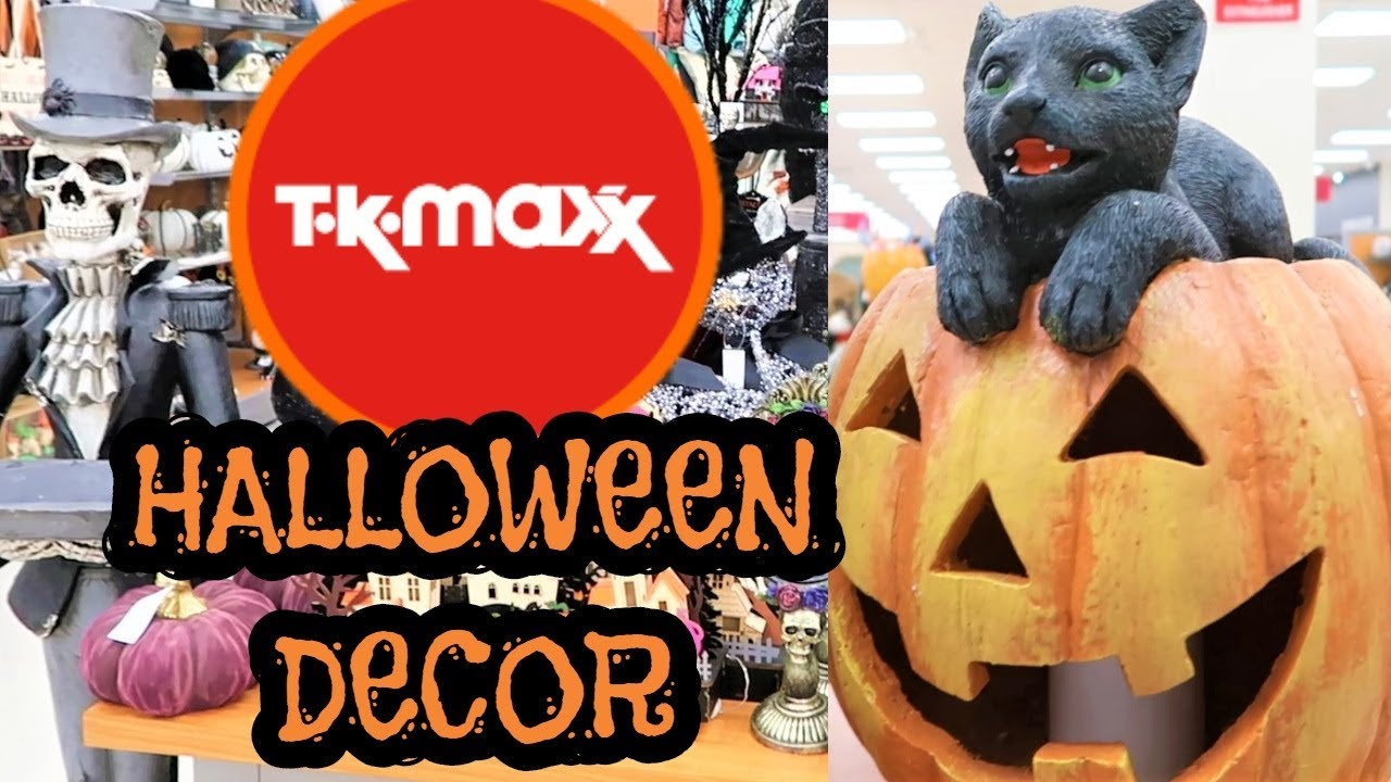[VIDEO] - TK MAXX HALLOWEEN DECOR TOUR - SHOP WITH ME! | Australia 2019 7