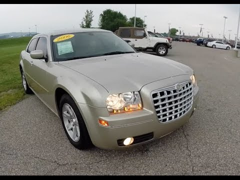 Used 2006 Chrysler 300 Touring | Luxury Cars Indiana | P9678A