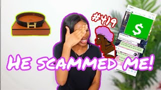 STORY TIME - DATING A NIGERIAN - HE SCAMMED ME -  WITH RECEIPTS BABY