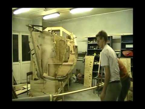 Steam-bending a sailboat stringer