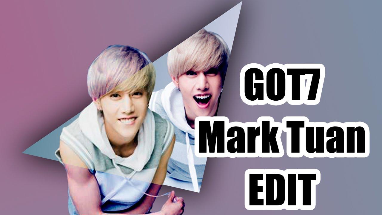 GOT7 JUST RIGHT Mark Tuan Kpop Wallpaper EDIT