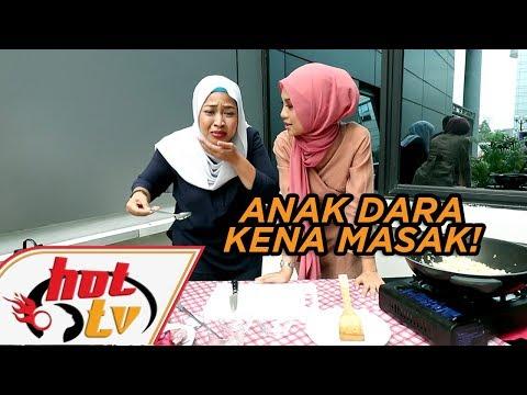 #TolongSara - Nabila Razali terpaksa selamatkan dapur Sara!!