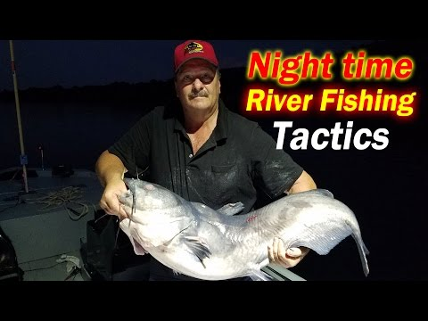 Beat The Heat,  Night Time Post Spawn Catfishing Tactics