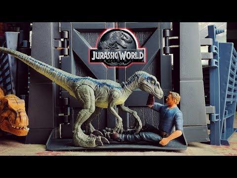 JURASSIC WORLD 🐾Il Recinto del T-Rex [Unboxing]