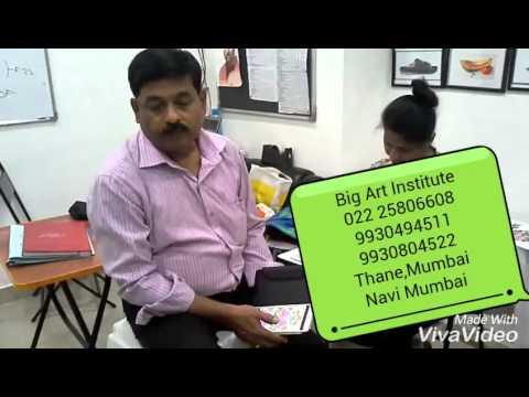 Big art institute, One year Diploma in Art and craft teacher