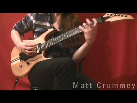 Matt Crummey - Groovedeath