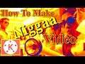 Bangla Nigga Funny Video || How To Make Nigga Funny Video || KineMaster Tutorial 2020