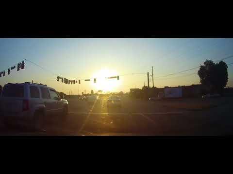 Driving Around Augusta, Georgia