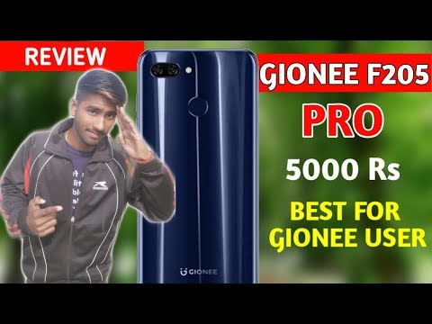 Gionee f205 pro unboxing | Gionee f205 pro | Gionee Best phone under 5000 |