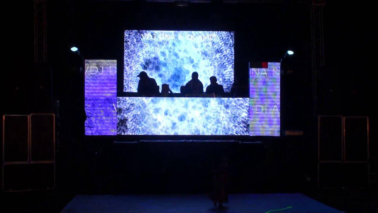 Dj William Four Corner Truss Wid Led Screen Set Up 91 9915837036 Youtube