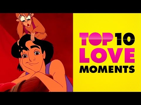 Disney Top 10 Love At First Sight Moments