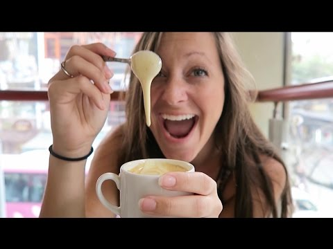 DELICIOUS Vietnamese Coffee | Egg Coffee | Coconut Coffee