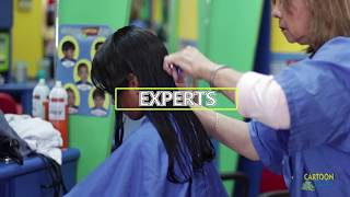 Cartoon Cuts The Experts in Kids 39 Hair