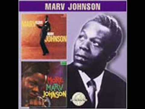 Marv Johnson - I Love The Way You Love
