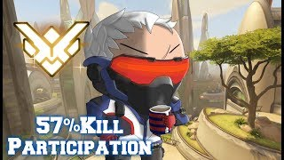 Grand Master Overwatch Feat. Dogman (57% Kill Participation)
