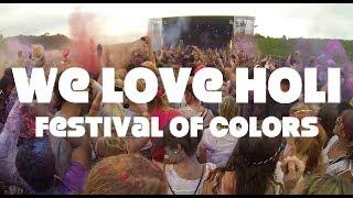 We Love Holi 2013 - Festival of Colours - Hüntwangen / Zürich / Switzerland - 24.08.2013