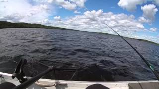 op snoek in Dalsland 2014/pike fishing in Dalsland