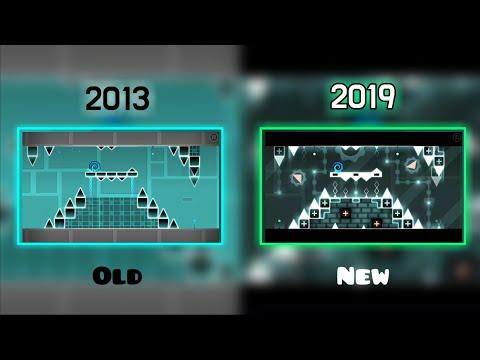 The Nightmare (2013 & 2019)   Geometry Dash 1.0 / 2.11