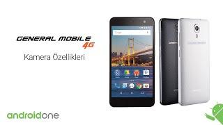 29- General Mobile 4G Kamera Özellikleri