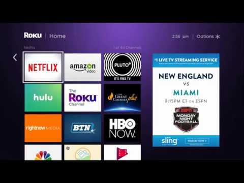 can you download showbox movie app on roku
