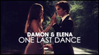 ►Damon & Elena | One Last Dance {6x22}